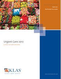 Urgent Care 2012