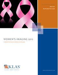 Women's Imaging 2012