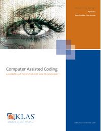 Computer-Assisted Coding
