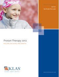 Proton Therapy 2012