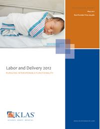 Labor & Delivery 2012