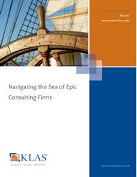 Navigating the Sea of Epic Consulting Firms