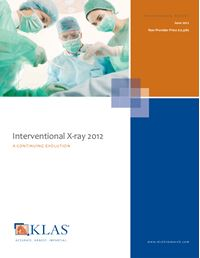 Interventional X-ray 2012