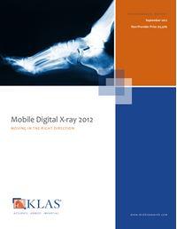 Mobile Digital X-ray 2012