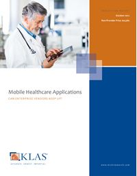 Mobile Healthcare Applications