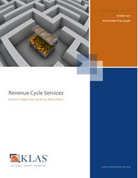Revenue Cycle Services