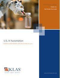 U.S. IV Automation