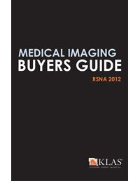 KLAS Medical Imaging Buyers Guide 2012