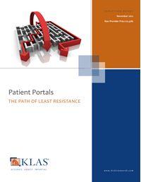 Patient Portals 2012