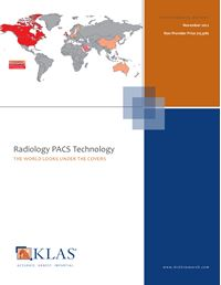 Radiology PACS Technology