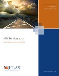HIM Services 2012