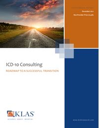 ICD-10 Consulting