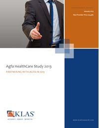 Agfa HealthCare 2013