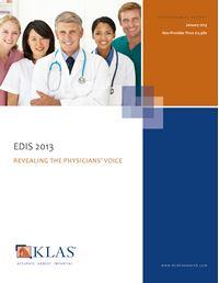 EDIS 2013