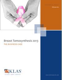 Breast Tomosynthesis 2013
