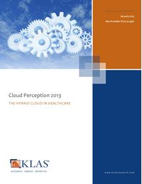 Cloud Computing Perception
