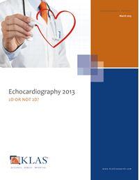 Echocardiography 2013