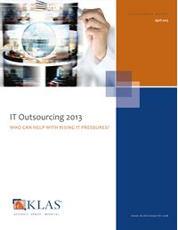 IT Outsourcing 2013
