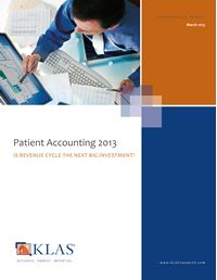 Patient Accounting