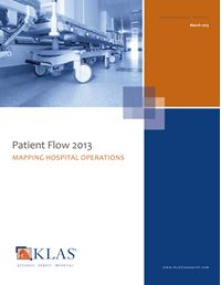 Patient Flow 2013