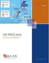 UK PACS 2013