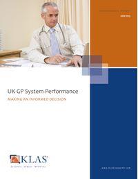 UK GP System Performance 2013
