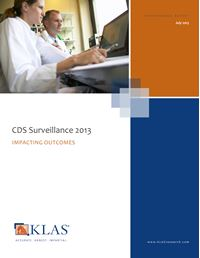 CDS Surveillance 2013