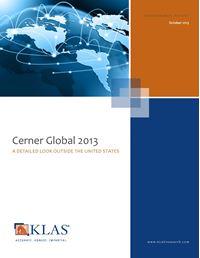 Cerner Global 2013