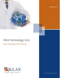 PACS Technology 2013