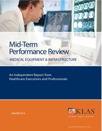 2013 Mid-Term Performance Review - Medical Equipment and Infrastructure