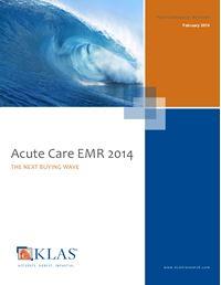 Acute Care EMR 2014