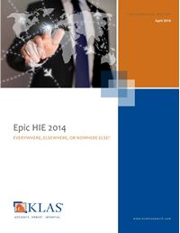 Epic HIE 2014