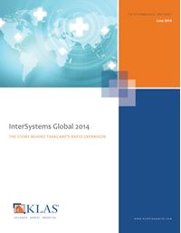 InterSystems Global 2014