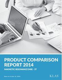 MR 3.0 T Product Comparison Report 2014