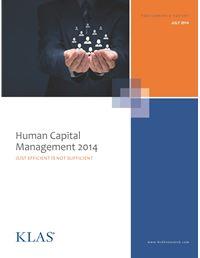 Human Capital Management 2014