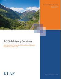 ACO Advisory Services 2014