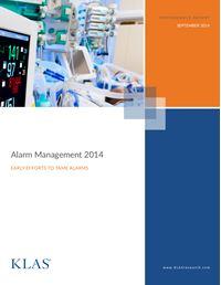 Alarm Management 2014