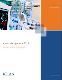 Alarm Management 2014