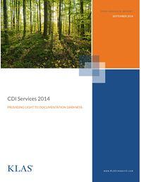 CDI Services 2014