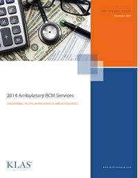 2014 Ambulatory RCM Services
