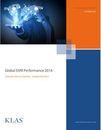Global EMR Performance 2014