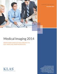 Imaging Modality Partnerships 2014