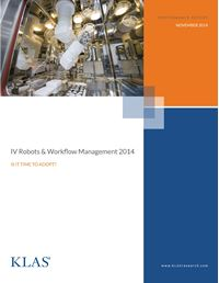 IV Robots & Workflow Management 2014