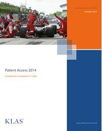 Patient Access 2014