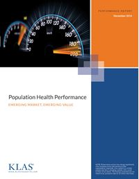 Population Health Performance