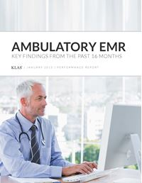 Ambulatory EMR 2015