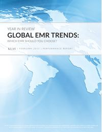 Global EMR Trends