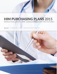 HIM Purchasing Plans 2015
