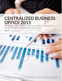 Centralized Business Office 2015
