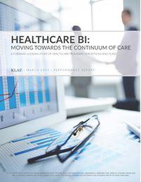 Healthcare BI